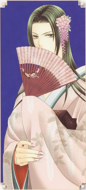 Itsuki Kaname, Mede Shireru Yoru no Junjou, Hyakka Souen