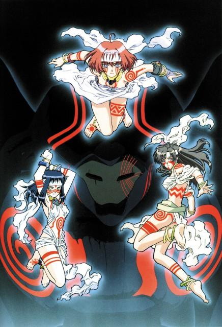 Neo Ranga, Ushio Shimabara, Yuuhi Shimabara, Neo Ranga (Character), Minami Shimabara