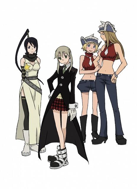 Atsushi Okubo, BONES, Soul Eater, Liz Thompson, Tsubaki Nakatsukasa