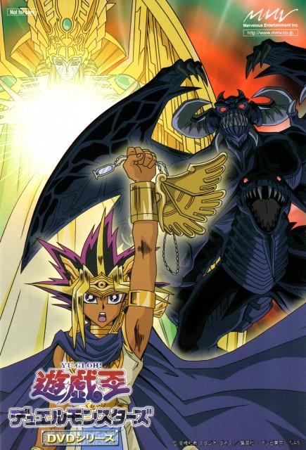 Kazuki Takahashi, Studio Gallop, Yu-Gi-Oh! Duel Monsters, Horakhty, Zorc Necrophades