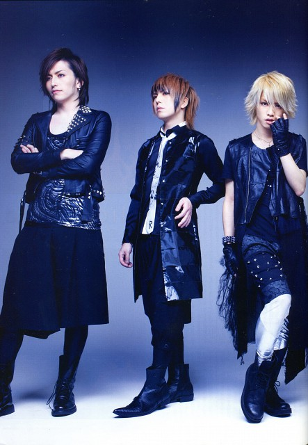 Nao, Hiroto, Tora, Alice Nine