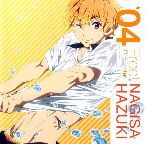 Futoshi Nishiya, Kyoto Animation, Free!, Nagisa Hazuki, Album Cover