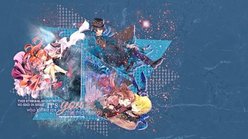 Jun Mochizuki, Xebec, Pandora Hearts Wallpaper