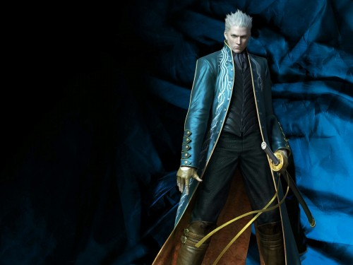 Capcom, Devil May Cry, Vergil Wallpaper