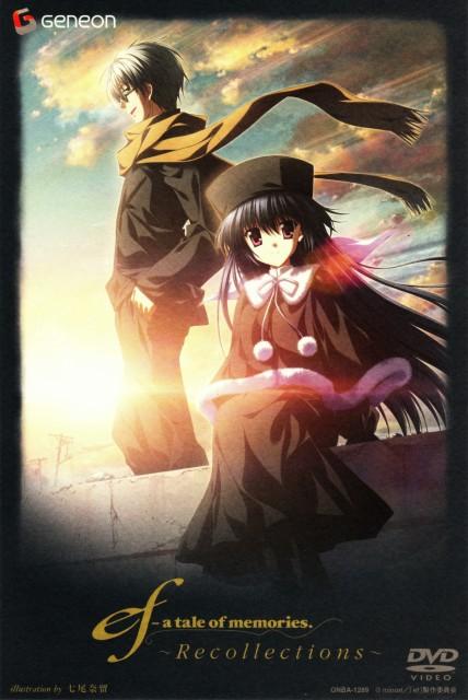 Naru Nanao, Shaft (Studio), ef - a fairy tale of the two., Yuu Himura, Yuuko Amamiya