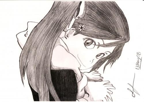 Kubo Tite, Studio Pierrot, Bleach, Orihime Inoue, Member Art