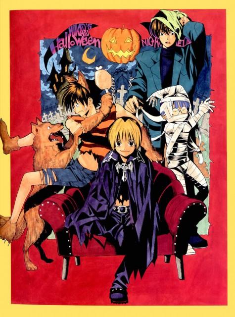 Takeshi Obata, Hikaru no Go, Sai - Hikaru no Go Illustrations, Kosuke Ochi, Akira Touya