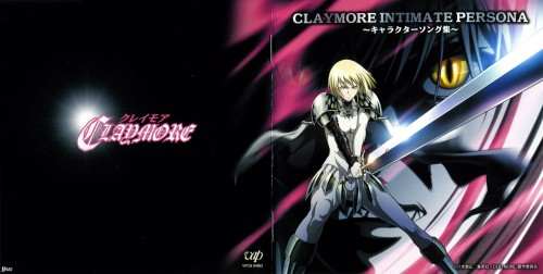 Norihiro Yagi, Madhouse, Claymore, Clare, Album Cover
