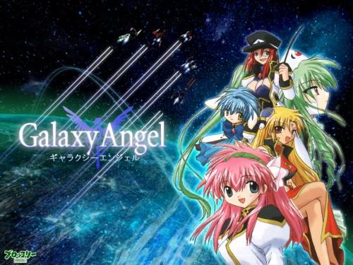 Galaxy Angel Wallpaper
