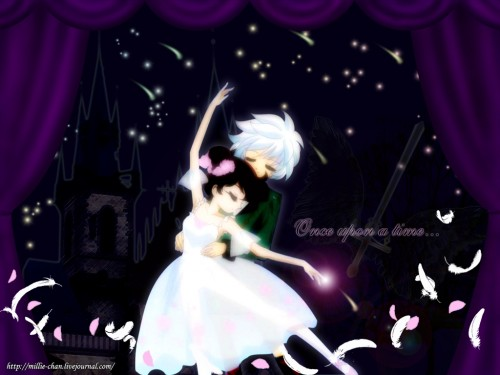 Hal Film Maker, Princess Tutu, Mytho, Rue Kuroha Wallpaper