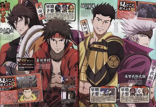 Makoto Tsuchibayashi, Production I.G, Capcom, Sengoku Basara, Keiji Maeda (Sengoku Basara)