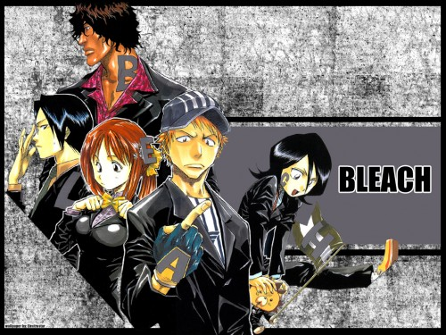 Kubo Tite, Studio Pierrot, Bleach, Kon, Orihime Inoue Wallpaper