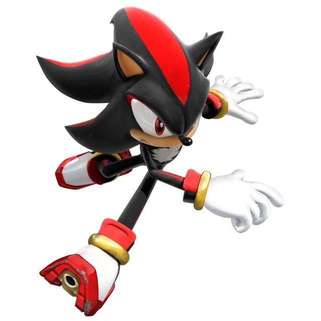 Sega, SNK, SONIC Series, Shadow the Hedgehog, Official Digital Art