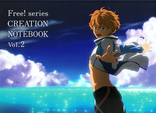 Tatsuya Satou, Kyoto Animation, Free!, Nagisa Hazuki