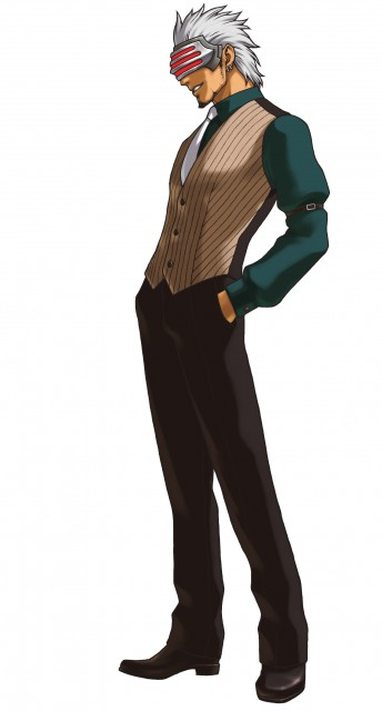 Ace Attorney, Godot
