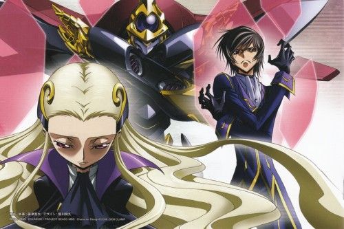 Takahiro Kimura, Sunrise (Studio), Lelouch of the Rebellion, V.V., Lelouch Lamperouge