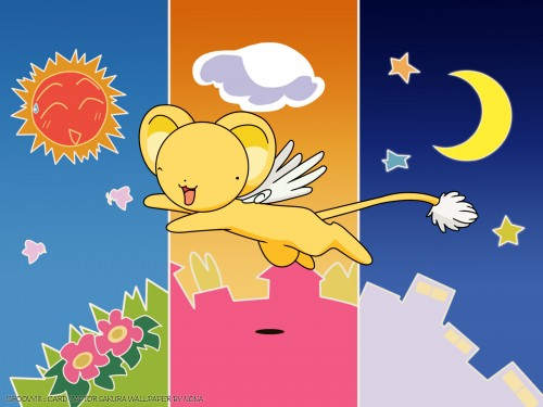 CLAMP, Madhouse, Cardcaptor Sakura, Keroberos, Vector Art Wallpaper