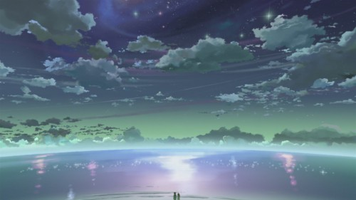 Makoto Shinkai, CoMix Wave Inc., Five Centimeters Per Second