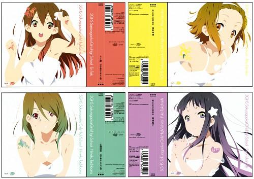 Makoto Mizuki, Kakifly, Kyoto Animation, K-On!, SGHS Sakuragaoka Girls High School