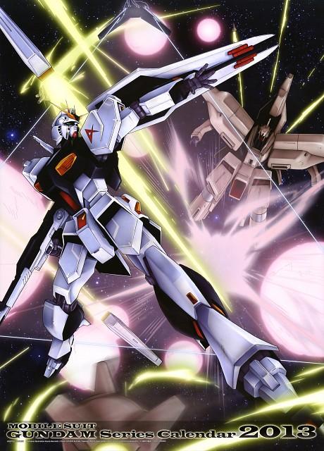 Sunrise (Studio), Mobile Suit Gundam - Universal Century, Mobile Suit Gundam Char's Counterattack, Calendar