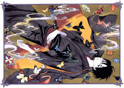 CLAMP, Production I.G, xxxHOLiC, Kimihiro Watanuki