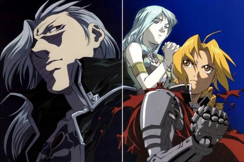Hiromu Arakawa, BONES, Fullmetal Alchemist, Edward Elric, Elma