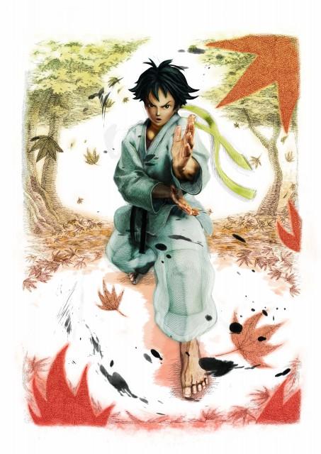 Capcom, Street Fighter, Makoto
