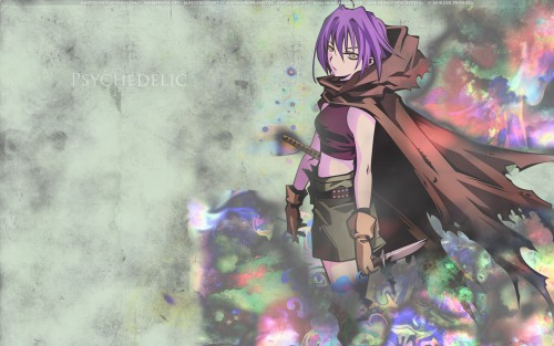 Sekihiko Inui, Bee Train, Murder Princess, Falis Wallpaper