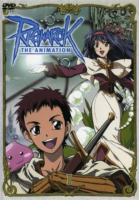 Ragnarok the Animation, Rohan, Yufa