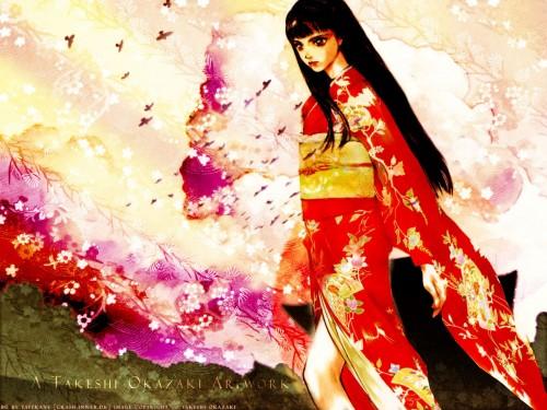Takeshi Okazaki Wallpaper