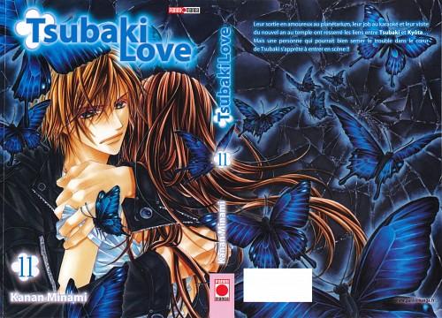 Kanan Minami, Kyou Koi wo Hajimemasu, Kyota Tsubaki, Tsubaki Hibino, Manga Cover