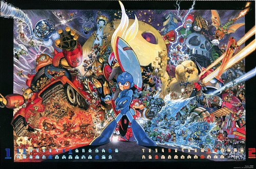 Yuusuke Murata, Keiji Inafune, Capcom, MegaMan, Protoman