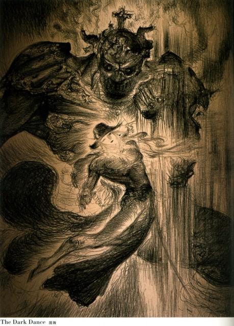 Vampire Hunter D, Coffin: The Art of Vampire Hunter D, D (Vampire Hunter D)