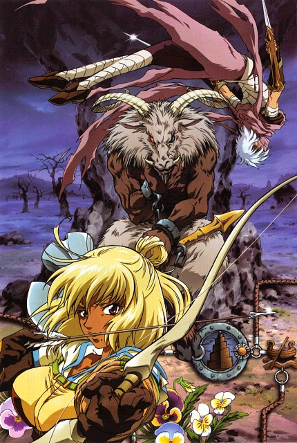 Ragnarok the Animation, Iruga, Judia