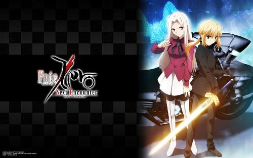Ufotable, TYPE-MOON, Fate/Zero, Irisviel von Einzbern, Saber
