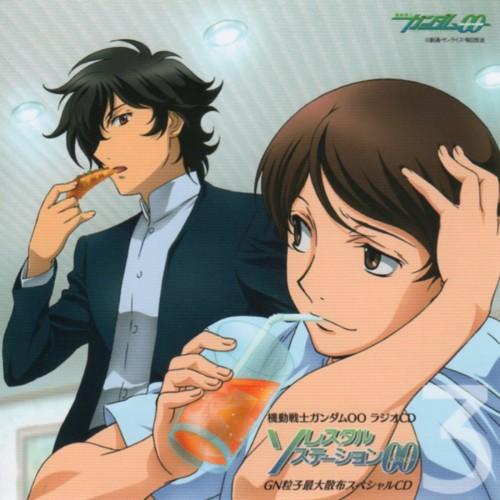 Mobile Suit Gundam 00, Setsuna F. Seiei, Saji Crossroad