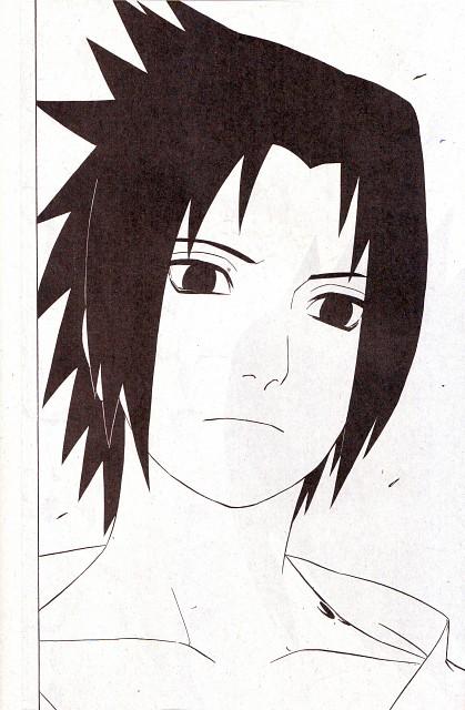 Masashi Kishimoto, Naruto, Sasuke Uchiha, Shonen Jump