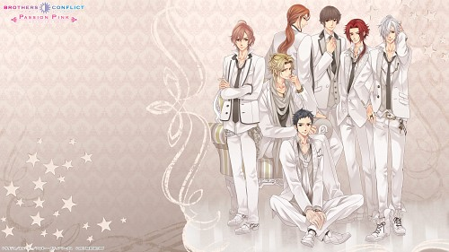 Udajo, Brains Base, Idea Factory, Brothers Conflict, Yusuke Asahina