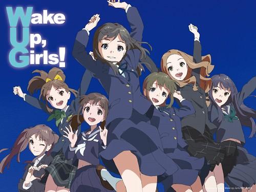 Ordet, Tatsunoko Production, Wake Up Girls!, Miyu Okamoto, Yoshino Nanase