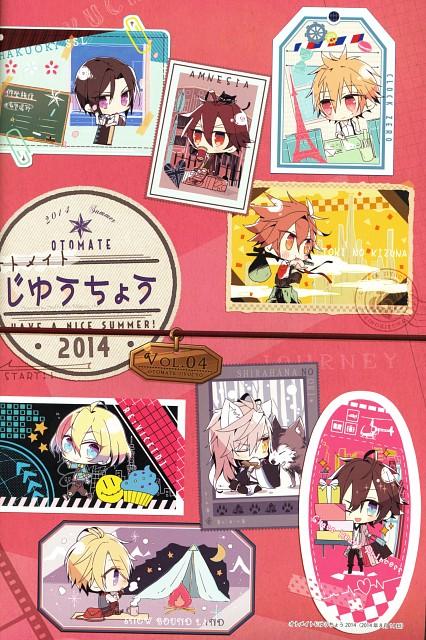 Yone Kazuki, Ike (Mangaka), miko (Mangaka), Mai Hanamura, Aya Murasaki