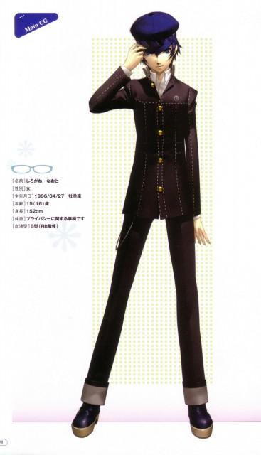 Shin Megami Tensei: Persona 4, Naoto Shirogane