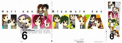Daisuke Hagiwara, Horimiya, Remi Ayasaki, Kyouko Hori, Sakura Kouno