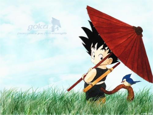 Akira Toriyama, Toei Animation, Dragon Ball, Kid Goku Wallpaper