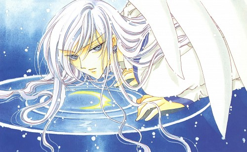 CLAMP, Madhouse, Cardcaptor Sakura, Cardcaptor Sakura Illustrations Collection 3, Yue