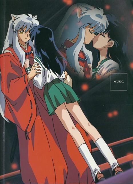 Rumiko Takahashi, Inuyasha, Inuyasha (Character), Kagome Higurashi
