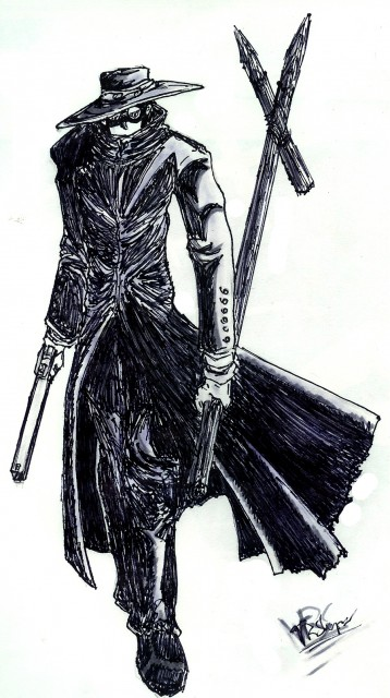 Geneon/Pioneer, Hellsing, Alucard, Member Art