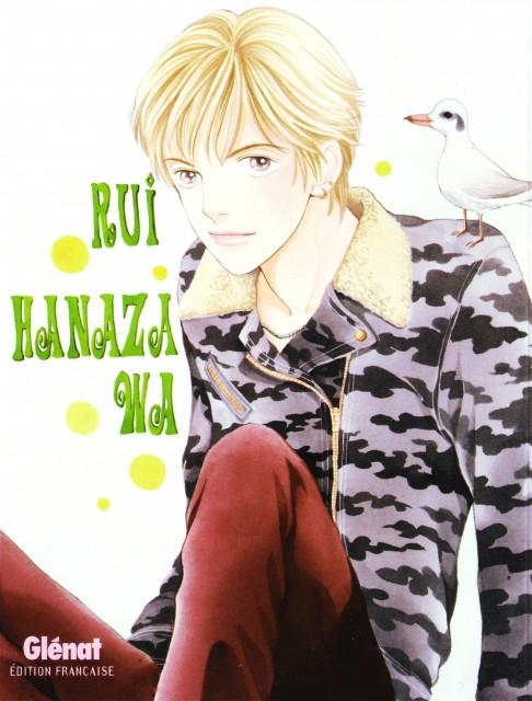 Yoko Kamio, Hana Yori Dango, Rui Hanazawa, Manga Cover