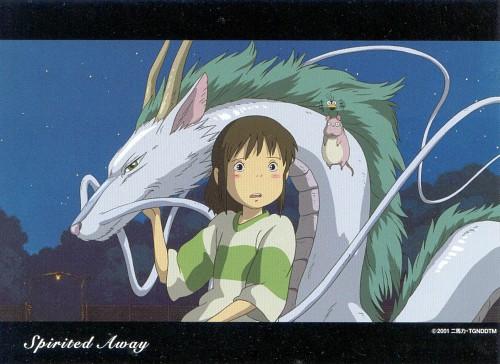 Hayao Miyazaki, Studio Ghibli, Studio Hibari, Spirited Away, Boh