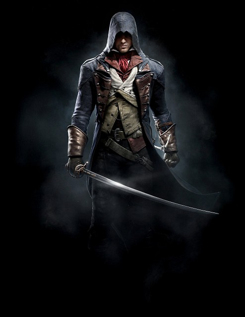 Ubisoft, Assassin's Creed Unity, Arno Dorian, Official Digital Art