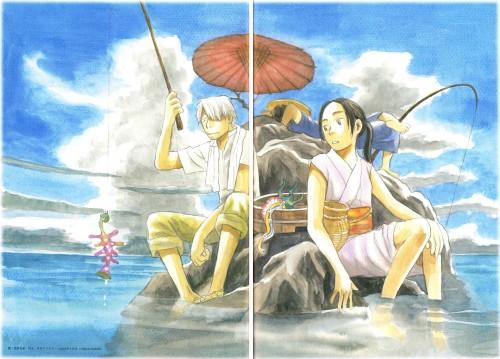 Yuki Urushibara, Artland, Mushishi, Ginko